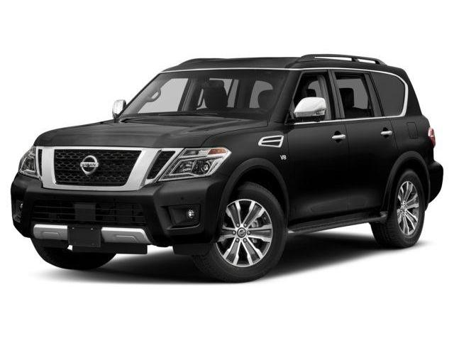 2018 Nissan Armada Platinum (Stk: X4354) in Burlington - Image 1 of 9