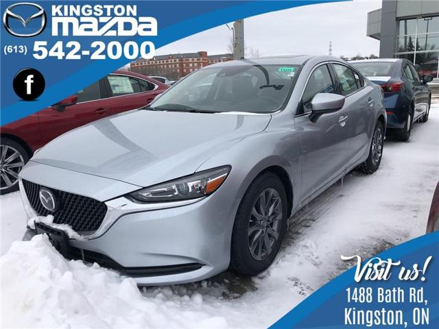 2018 Mazda MAZDA6 GS-L w/Turbo (Stk: 18C231) in Kingston - Image 1 of 4