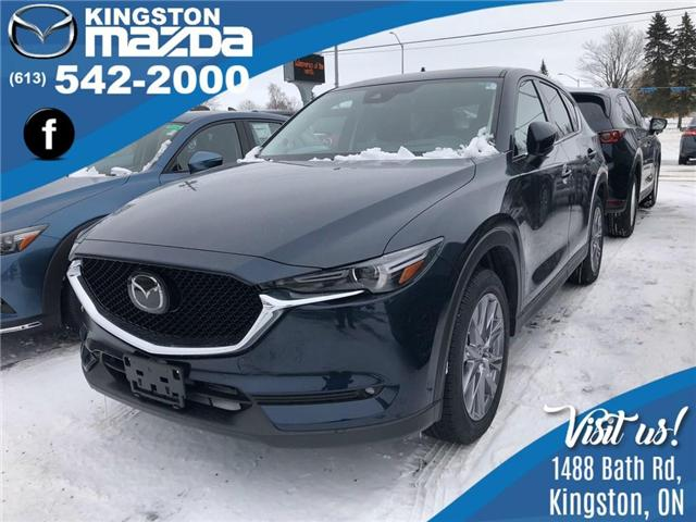 2019 Mazda CX-5 GT (Stk: 19T061) in Kingston - Image 1 of 5