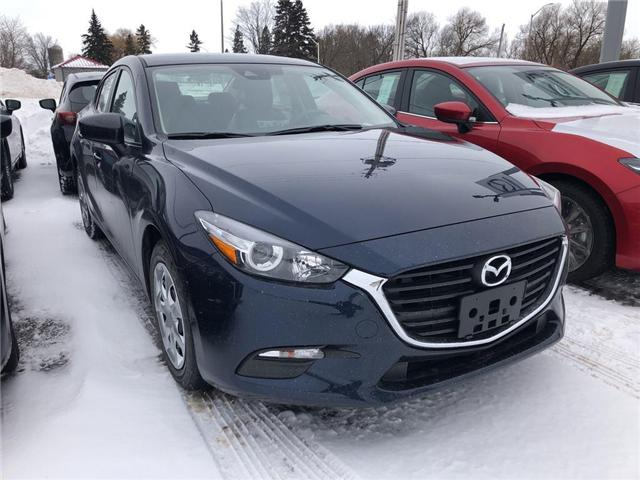 2018 Mazda Mazda3 GX (Stk: 18C241) in Kingston - Image 4 of 5