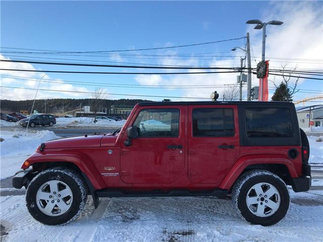 2012 Jeep Wrangler Unlimited Sahara (Stk: P864288A) in Saint John - Image 2 of 23