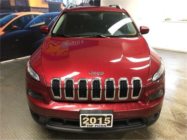 2015 Jeep Cherokee North (Stk: 637164) in NORTH BAY - Image 2 of 25