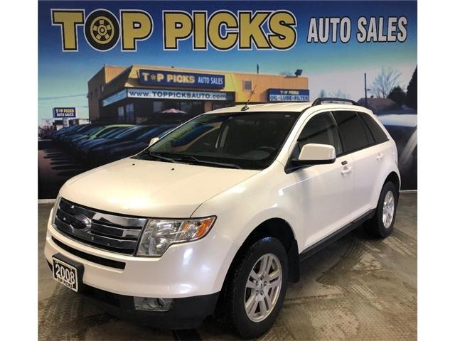 2008 Ford Edge SEL (Stk: a76473) in NORTH BAY - Image 1 of 26