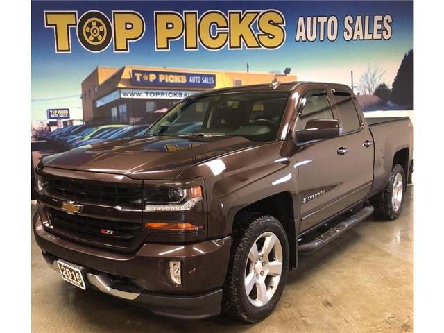 2016 Chevrolet Silverado 1500 LT (Stk: 262675) in NORTH BAY - Image 1 of 27