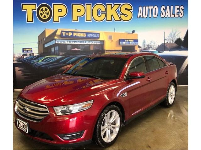 2013 Ford Taurus SEL (Stk: 128763) in NORTH BAY - Image 1 of 27