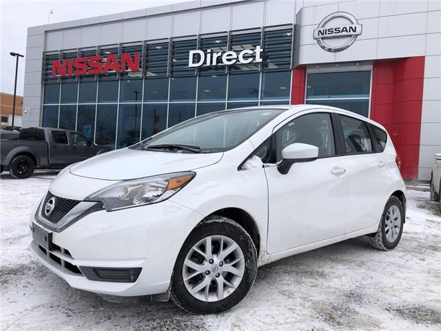 2018 Nissan Versa Note SV - CERTIFIED PRE-OWNED (Stk: P0610) in Mississauga - Image 1 of 18