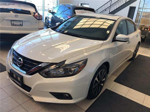2018 Nissan Altima 2.5 SL Tech (Stk: 1N4AL3) in Mississauga - Image 1 of 14