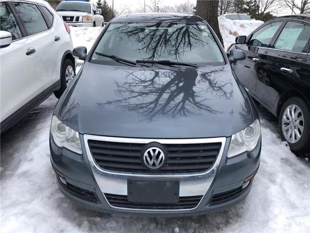 2010 Volkswagen Passat 2.0T - AS IS ONLY (Stk: N3723A) in Mississauga - Image 2 of 12