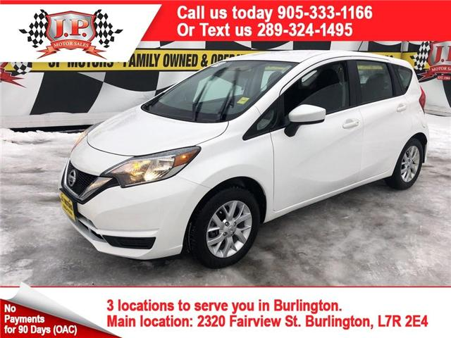 2018 Nissan Versa Note  (Stk: 46268) in Burlington - Image 1 of 25
