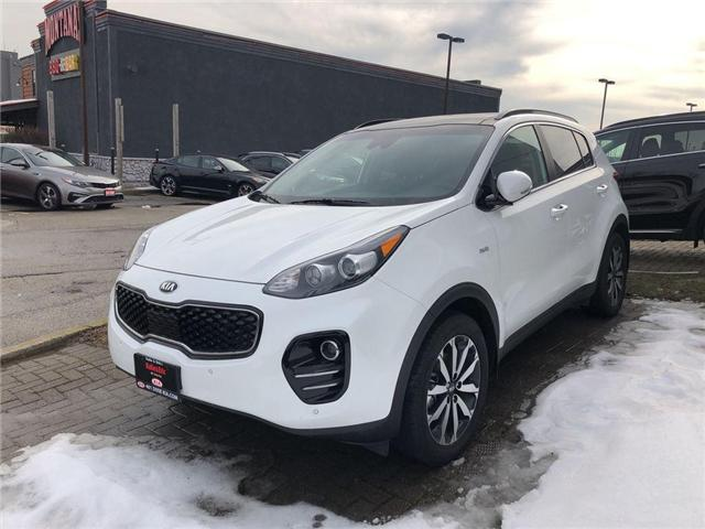 2018 Kia Sportage  (Stk: ST18063) in Mississauga - Image 1 of 5