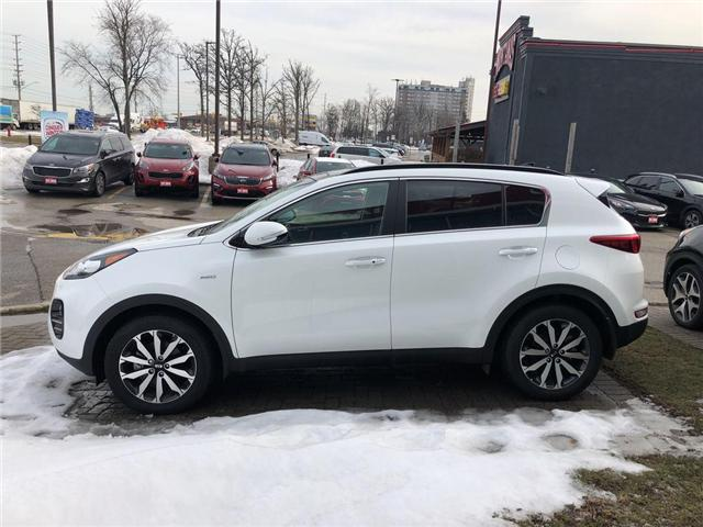 2018 Kia Sportage  (Stk: ST18063) in Mississauga - Image 2 of 5