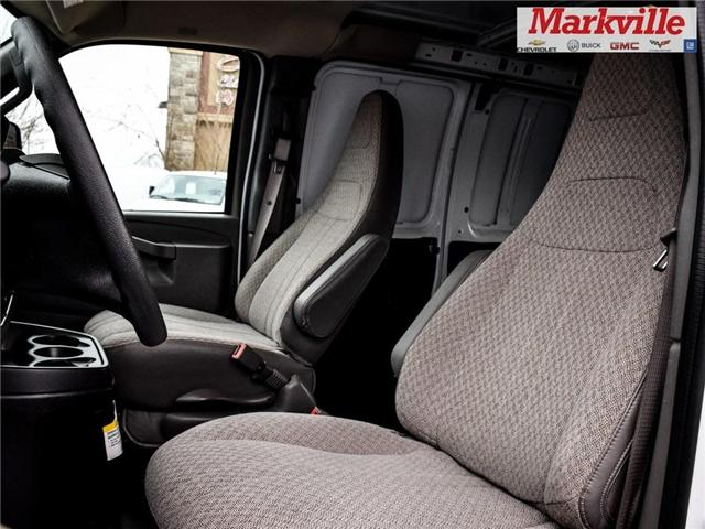 2018 Chevrolet Express 2500 CARGO- GM CERTIFIED PRE-OWNED (Stk: P6274) in Markham - Image 12 of 24