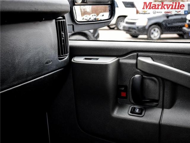 2018 Chevrolet Express 2500 CARGO- GM CERTIFIED PRE-OWNED (Stk: P6274) in Markham - Image 22 of 24