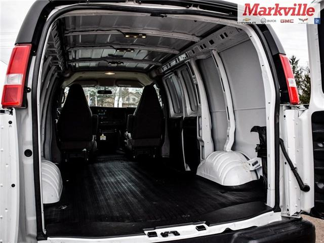 2018 Chevrolet Express 2500 CARGO- GM CERTIFIED PRE-OWNED (Stk: P6274) in Markham - Image 23 of 24
