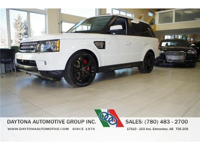 2013 Land Rover Range Rover Sport Supercharged (Stk: 4253) in Edmonton - Image 1 of 29
