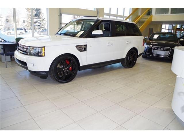 2013 Land Rover Range Rover Sport Supercharged (Stk: 4253) in Edmonton - Image 2 of 29