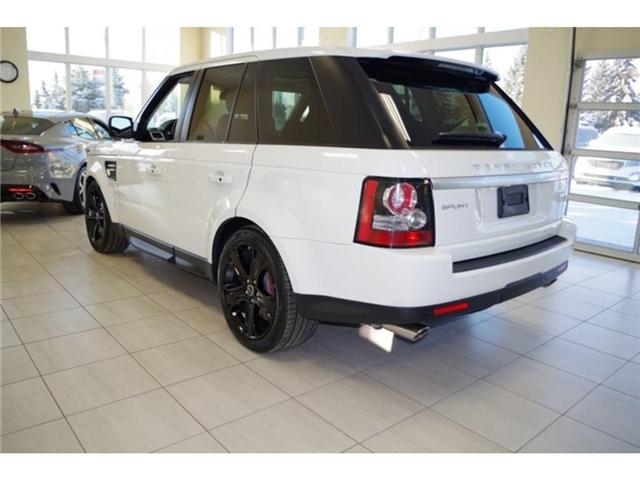 2013 Land Rover Range Rover Sport Supercharged (Stk: 4253) in Edmonton - Image 3 of 29