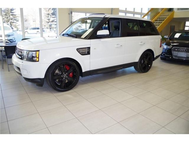 2013 Land Rover Range Rover Sport Supercharged (Stk: 4253) in Edmonton - Image 4 of 29