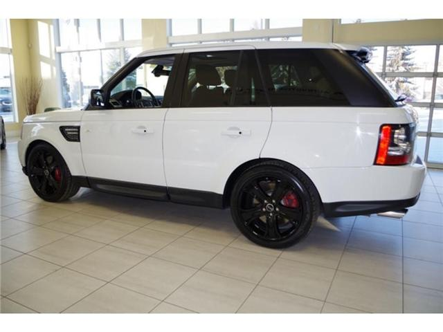 2013 Land Rover Range Rover Sport Supercharged (Stk: 4253) in Edmonton - Image 5 of 29