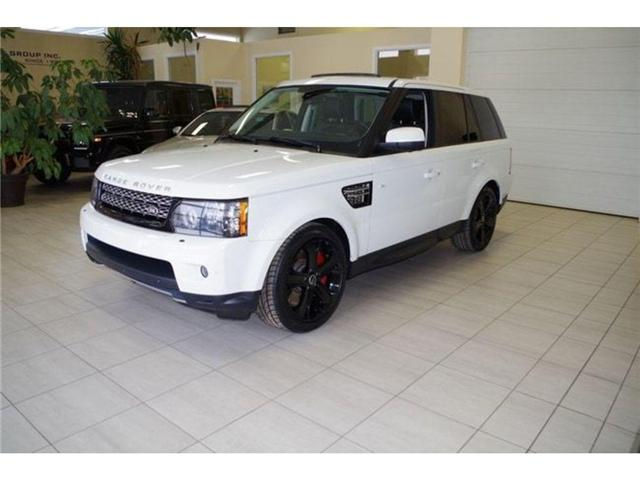 2013 Land Rover Range Rover Sport Supercharged (Stk: 4253) in Edmonton - Image 8 of 29