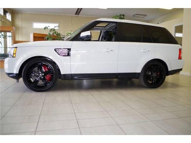 2013 Land Rover Range Rover Sport Supercharged (Stk: 4253) in Edmonton - Image 9 of 29
