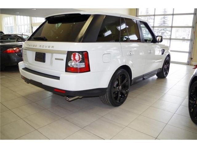 2013 Land Rover Range Rover Sport Supercharged (Stk: 4253) in Edmonton - Image 13 of 29