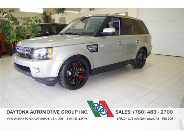 2013 Land Rover Range Rover Sport Supercharged (Stk: 2202-1) in Edmonton - Image 1 of 21