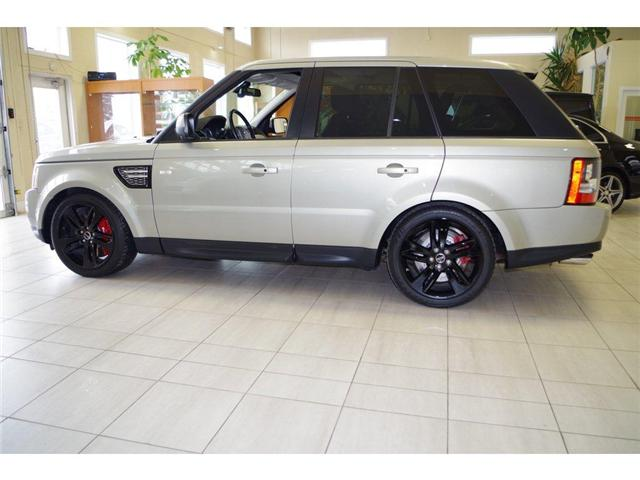 2013 Land Rover Range Rover Sport Supercharged (Stk: 2202-1) in Edmonton - Image 4 of 21