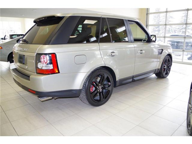 2013 Land Rover Range Rover Sport Supercharged (Stk: 2202-1) in Edmonton - Image 5 of 21