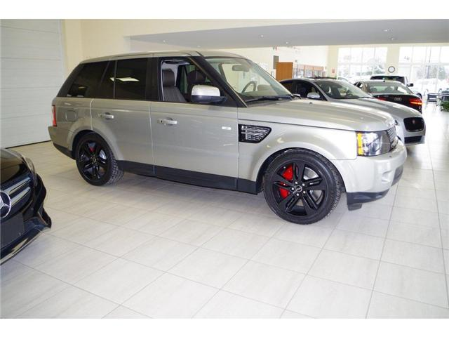 2013 Land Rover Range Rover Sport Supercharged (Stk: 2202-1) in Edmonton - Image 7 of 21