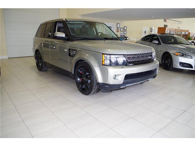 2013 Land Rover Range Rover Sport Supercharged (Stk: 2202-1) in Edmonton - Image 8 of 21