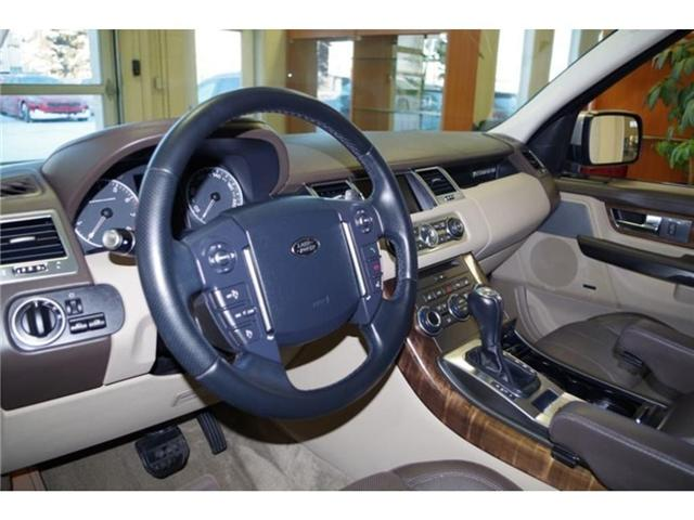 2013 Land Rover Range Rover Sport Supercharged (Stk: 2202-1) in Edmonton - Image 12 of 21