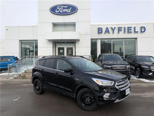 2018 Ford Escape SEL (Stk: ES181055) in Barrie - Image 1 of 21
