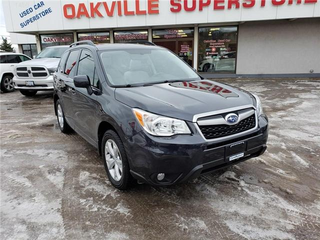 2015 Subaru Forester 2.5i Touring | SUNROOF | HTD SEATS | MANUAL (Stk: P11833) in Oakville - Image 2 of 21
