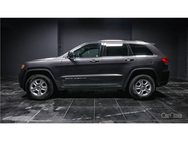 2017 Jeep Grand Cherokee Laredo (Stk: CJ19-21) in Kingston - Image 1 of 33