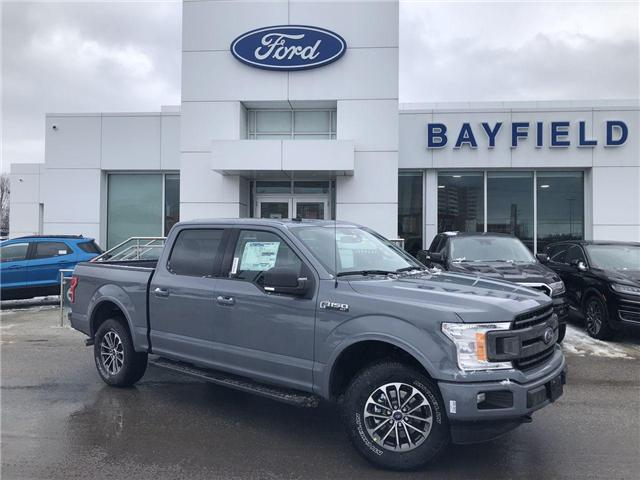 2019 Ford F-150 XLT (Stk: FP19238) in Barrie - Image 1 of 26