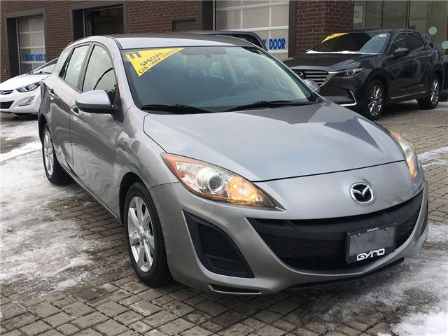 2011 Mazda Mazda3 GX (Stk: 28342B) in East York - Image 1 of 28