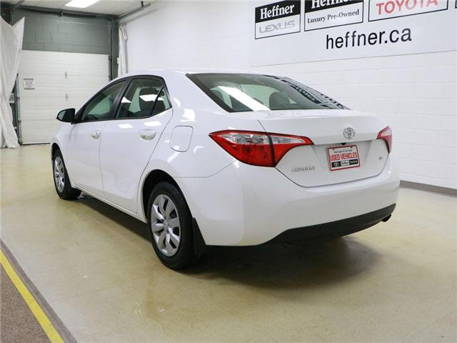 2015 Toyota Corolla LE (Stk: 195080) in Kitchener - Image 2 of 27