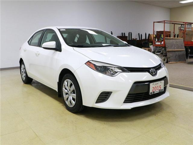 2015 Toyota Corolla LE (Stk: 195080) in Kitchener - Image 4 of 27