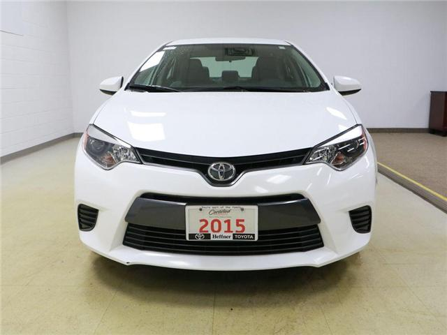 2015 Toyota Corolla LE (Stk: 195080) in Kitchener - Image 19 of 27