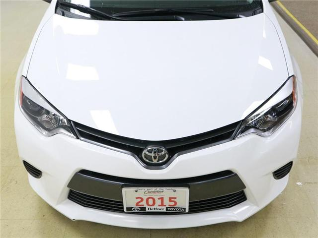 2015 Toyota Corolla LE (Stk: 195080) in Kitchener - Image 23 of 27