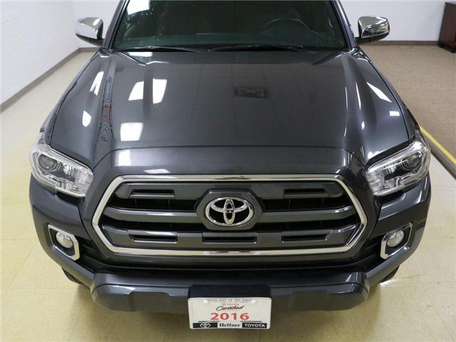 2016 Toyota Tacoma Limited V6 (Stk: 195083) in Kitchener - Image 24 of 28