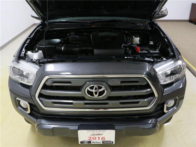 2016 Toyota Tacoma Limited V6 (Stk: 195083) in Kitchener - Image 25 of 28