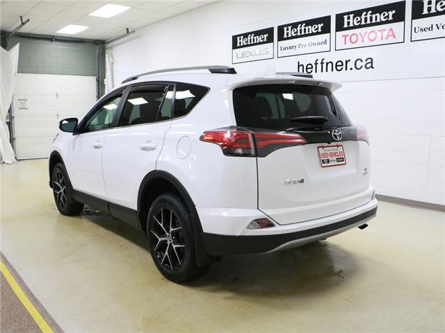 2017 Toyota RAV4 SE (Stk: 195086) in Kitchener - Image 2 of 30