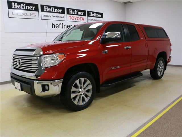 2017 Toyota Tundra Limited 5.7L V8 (Stk: 195091) in Kitchener - Image 1 of 28