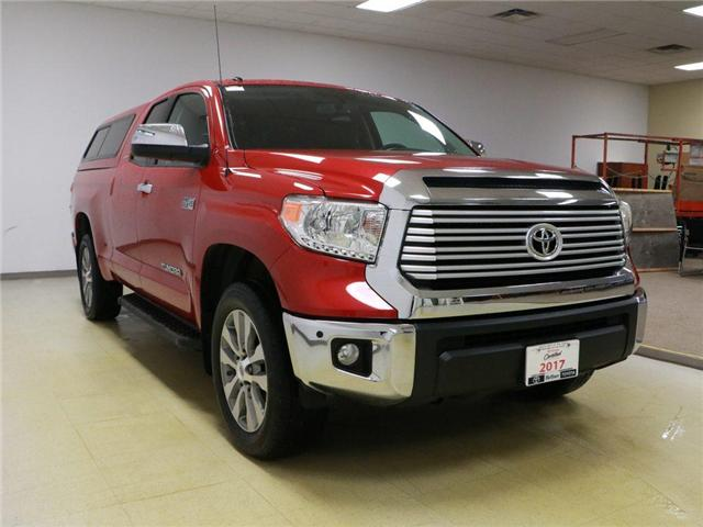 2017 Toyota Tundra Limited 5.7L V8 (Stk: 195091) in Kitchener - Image 4 of 28