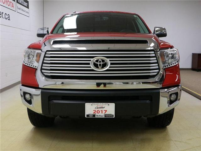 2017 Toyota Tundra Limited 5.7L V8 (Stk: 195091) in Kitchener - Image 20 of 28