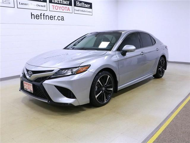 2018 Toyota Camry XSE (Stk: 195072) in Kitchener - Image 1 of 29