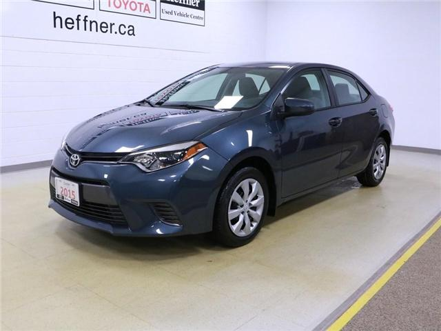 2015 Toyota Corolla LE (Stk: 195081) in Kitchener - Image 1 of 29