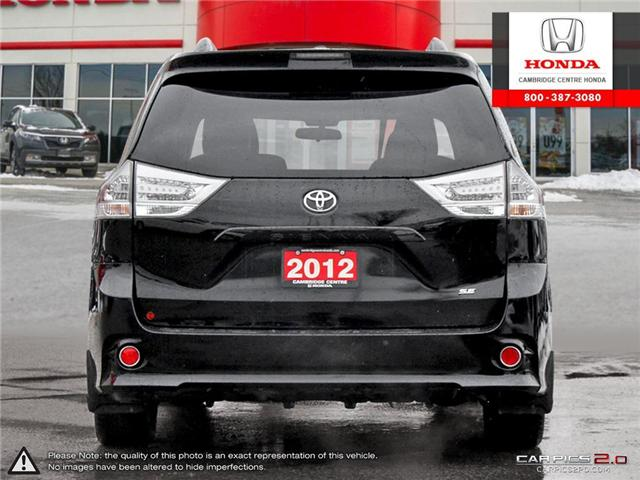 2012 Toyota Sienna LE 7 Passenger (Stk: 19436A) in Cambridge - Image 5 of 27